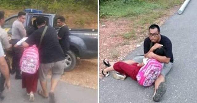 Bejat! Hati-hati Para Orang Tua, Culik dan Perkosa 6 Anak SD Pria Ini Akhirnya..