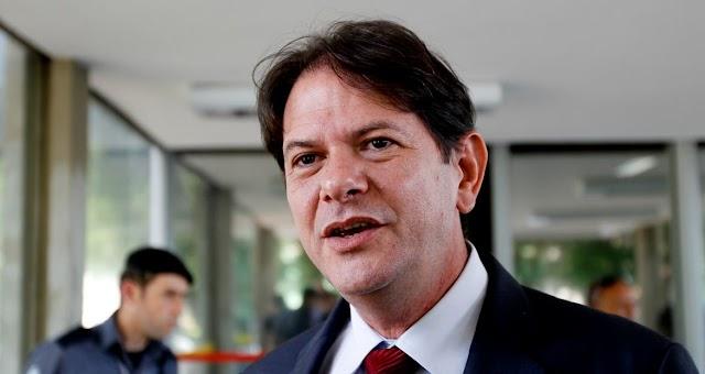 """Com codinome de """"falso"""", Cid Gomes é citado em lista da Odebrecht"""