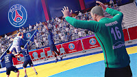 Handball 17 Game Screenshot 1