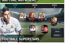 Download FIFA 18 Mobile Soccer MOD APK 10.5.00