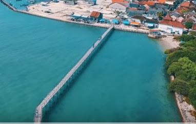 Lokasi Wisata Pantai Kutang Lamongan