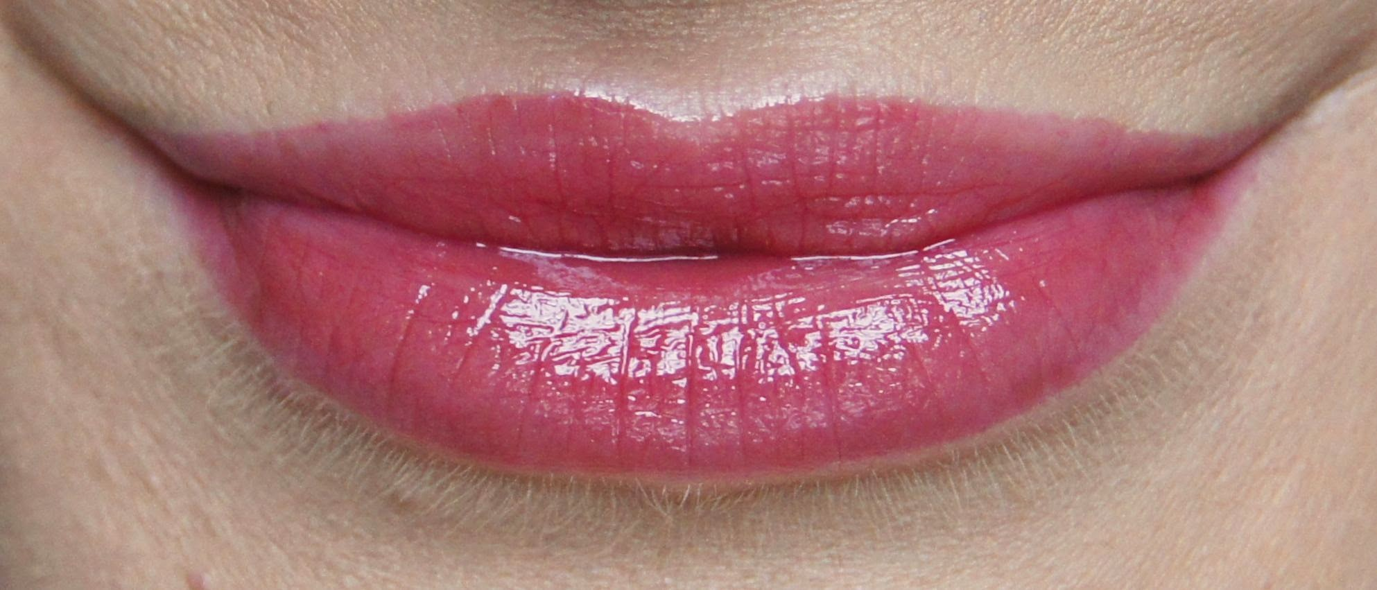 ysl rouge volupte sheer candy lipstick 5 mouthwatering berry swatch review