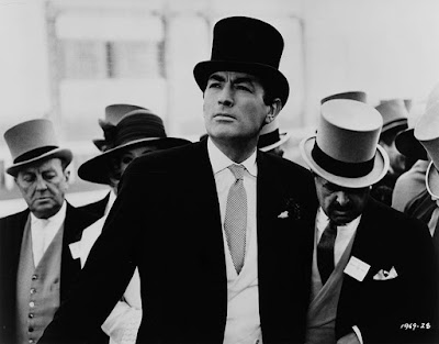 Arabesque 1966 Gregory Peck Image 2