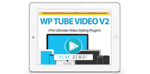 WP Tube Video [GIVEAWAY]