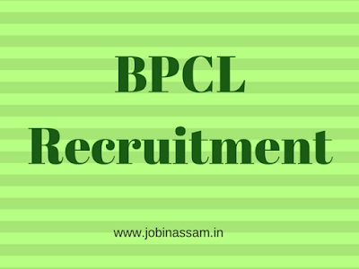 BPCL Management Trainee (Mechanical) Recruitment via GATE 2018
