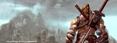 Belle photo couverture pour facebook viking