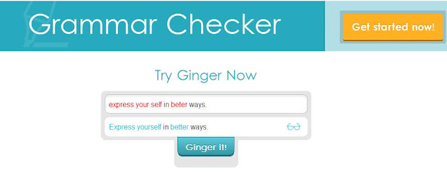 Ginger Grammar Checker Review Best Grammer Checker
