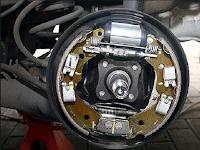 Materi Dasar Kerja Komponen Rem Tromol Mobil