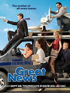 Review – Great News: 1ª Temporada