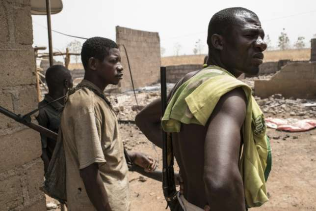 Ethnic, religious violence again grips Nigeria's northern state
