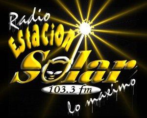 Radio estacion solar