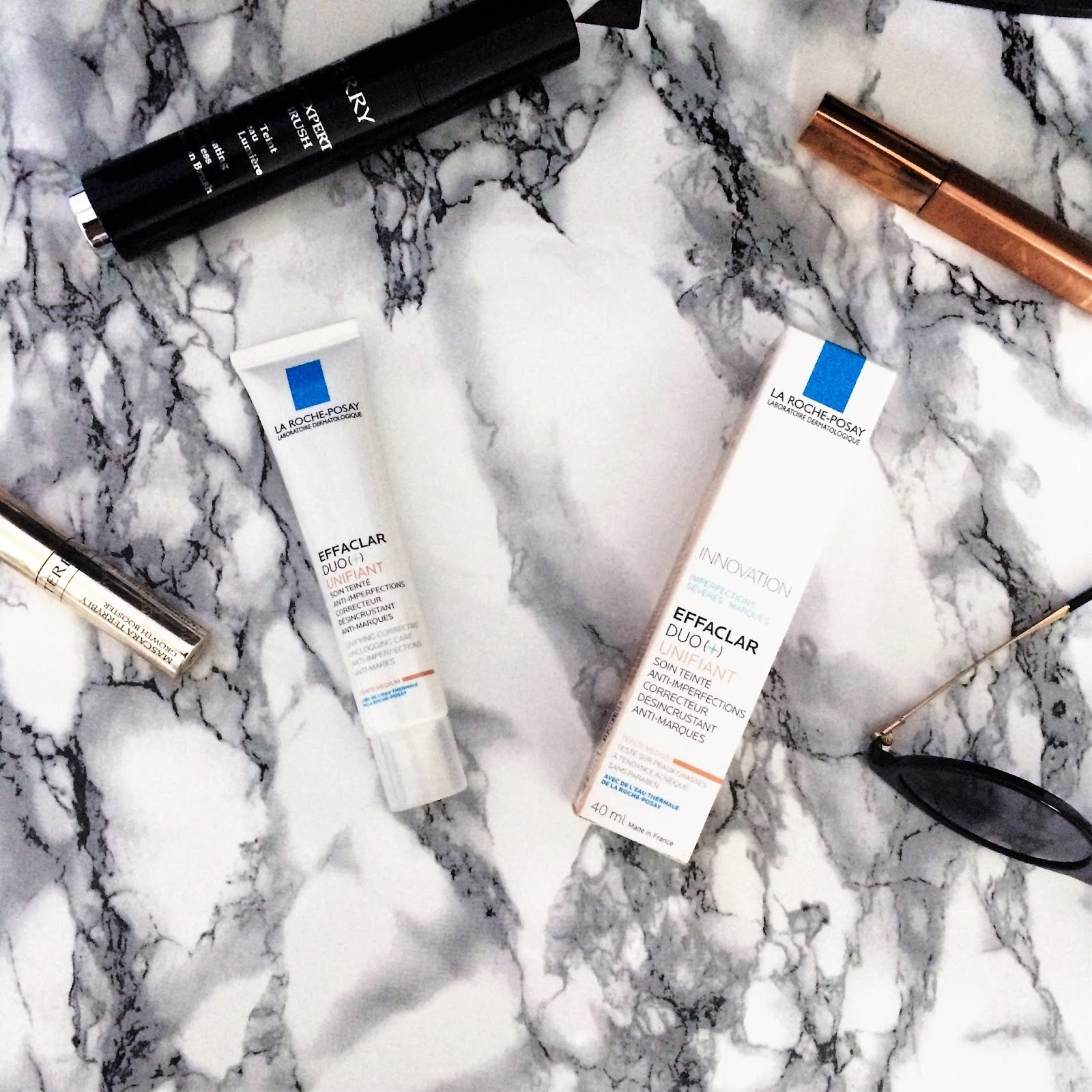 La Roche-Posay Effaclar Duo Unifiant Review, Swatches