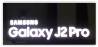 Samsung Galaxy J2 Pro 2018 Logo
