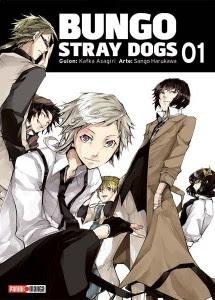 Bungo Stray Dogs- Kafka Asagiri y Sango Harukawa