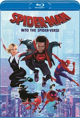 Spider-Man Into The Spider-Verse [2018] [BD25] [Latino]