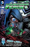 Os Novos 52! Lanterna Verde #9