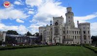 Hluboká Castle, República Checa
