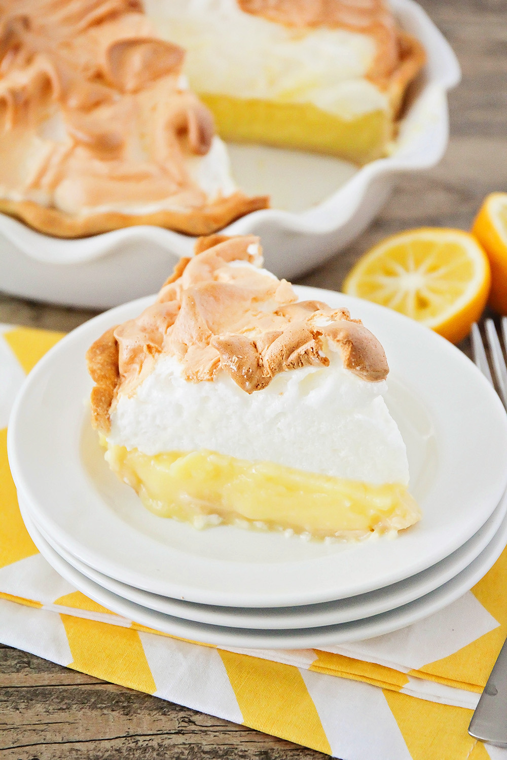 9 delicious pie recipes - from adorable berry hand pies to luscious lemon meringue pie, plus a killer homemade pie crust recipe!