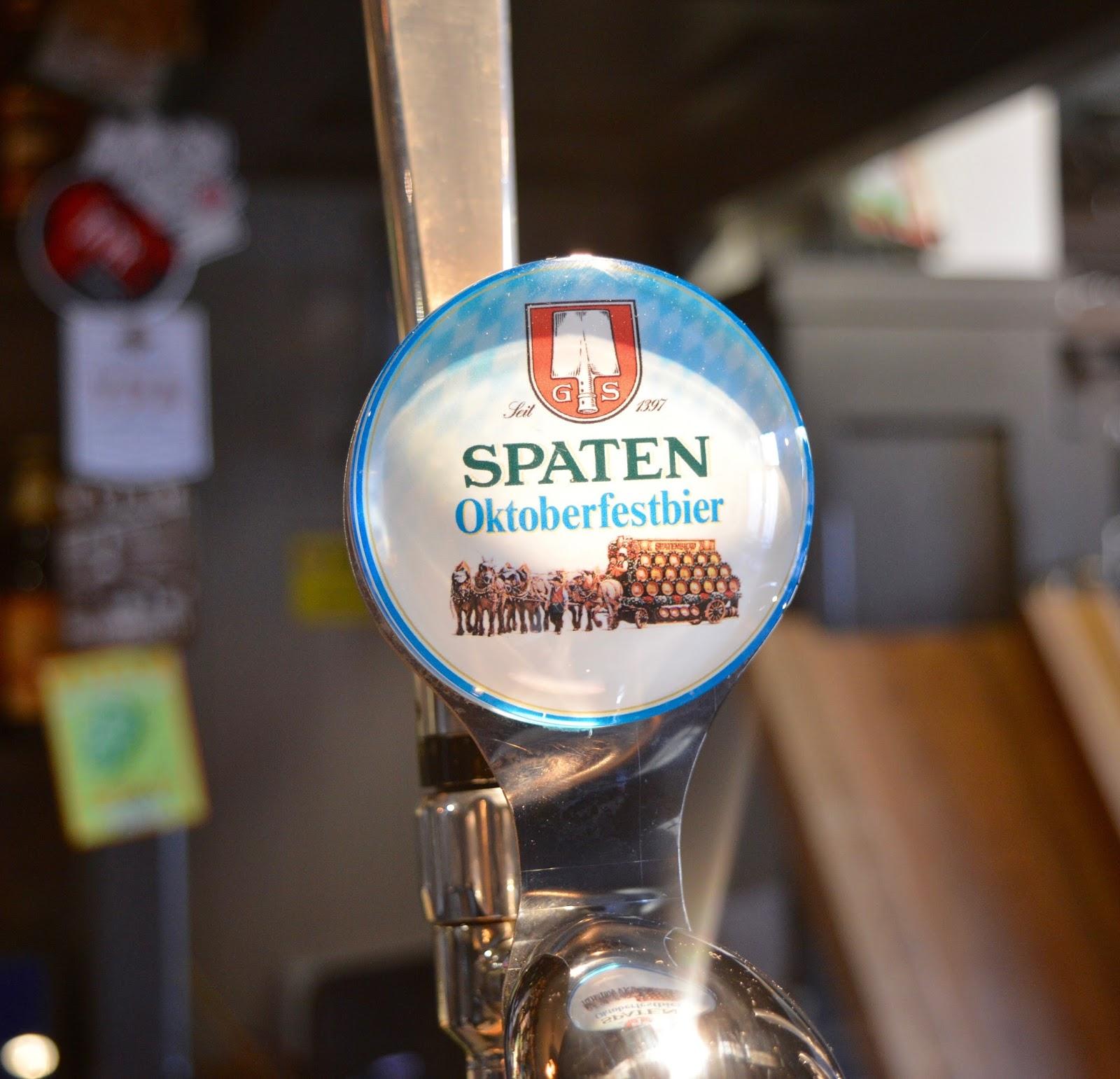 Oktoberfest 2016 | The Broad Chare Newcastle - German beer