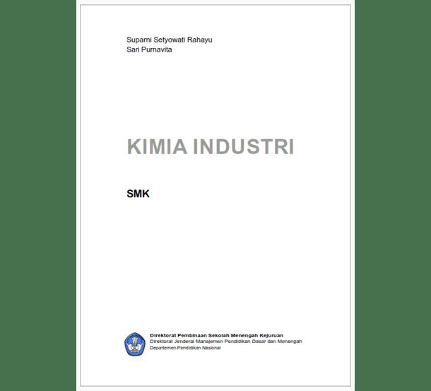 Buku SMK Kimia Industri