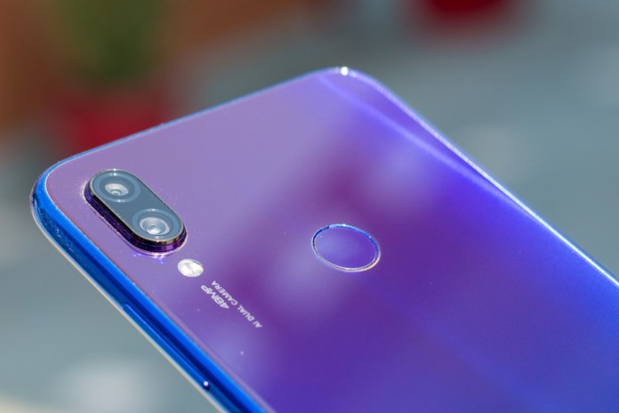 Redmi Note 7s price in India
