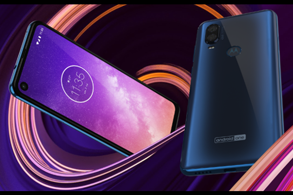 Motorola One Vision launched with 6.3-inch FHD+ CinemaVision display, Exynos 9609 SoC and Android One