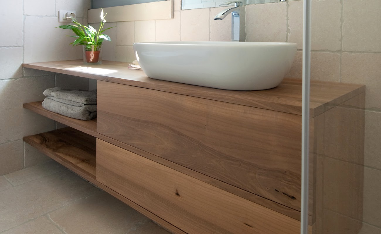 Amedeo liberatoscioli consigli utili come rinnovare il for Mobile bagno legno
