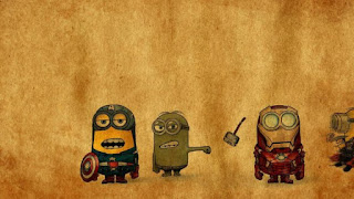 Minions Full HD Desktop Wallpapers