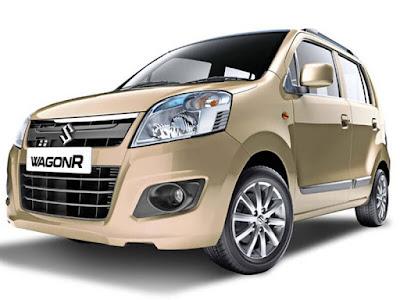 Maruti Suzuki Wagon R Gold edition
