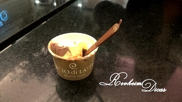 Bacio di Latte, Top Center Shopping, Paulista, avenida paulista, gelato, gelato puro, São Paulo, estação trianon masp