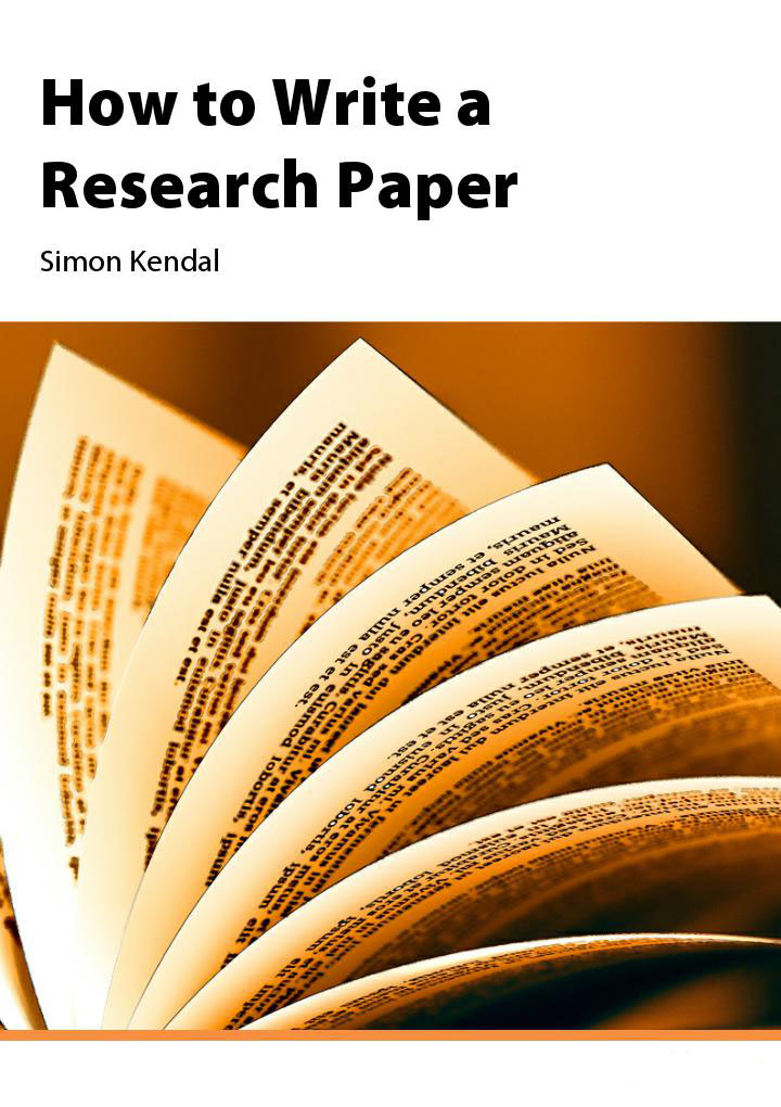 how to write a research paper by simon kendal pdf free