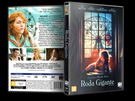 Capa DVD Roda Gigante