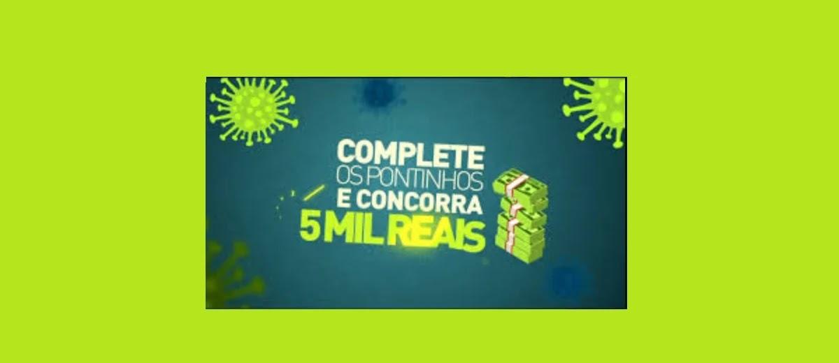 Participar SBT Complete Pontinhos da Música Coronavírus - Prêmios 500 Reais