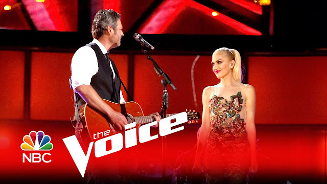"Gwen Stefani y Blake Shelton cantan ""Go Ahead and Break My Heart"" por primera vez en ""The Voice"" (VIDEO)"