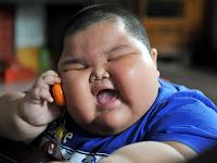 Bahaya Obesitas Pada Anak, Bunda Wajib Baca