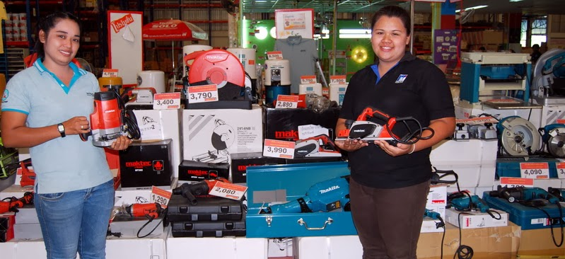 Buriram Maktec Power Tools