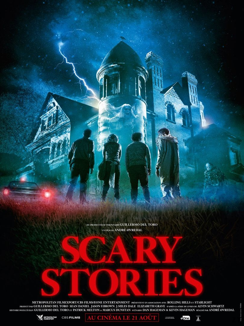 Scary Stories [BDRip] [Streaming] [Telecharger]