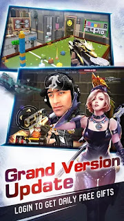 Download Crisis Action MOD APK Terbaru Full Version (Unlimited All)
