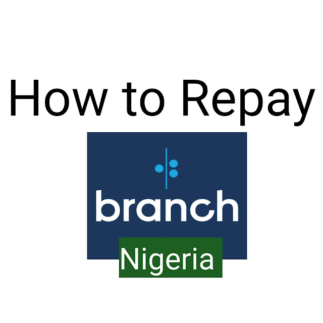Ways to repay Branch loan In Nigeria