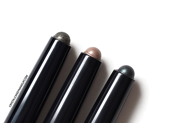 NARS Fall 2015 Color Collection Velvet Shadow Stick Sukhothai Oaxaca Aigle Noir Review