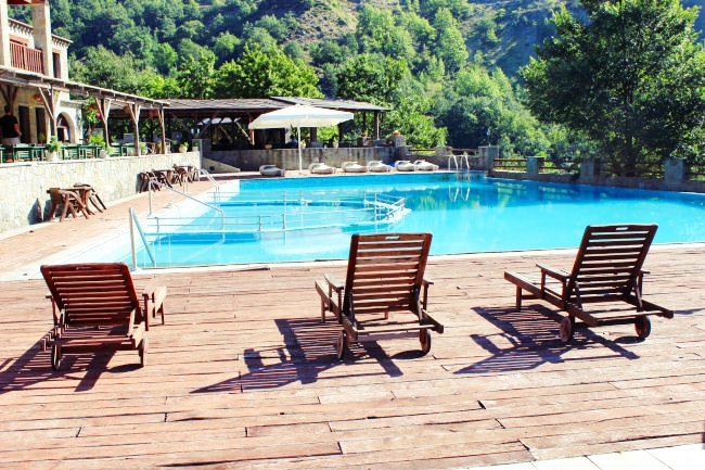 most beautiful hotels in central Greece