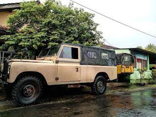 Dijual Jeep Landy Klasik  tahun72 non surat