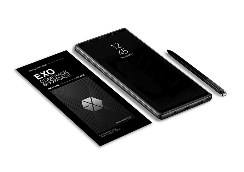Samsung Galaxy Note9 EXO Limited Edition sold out