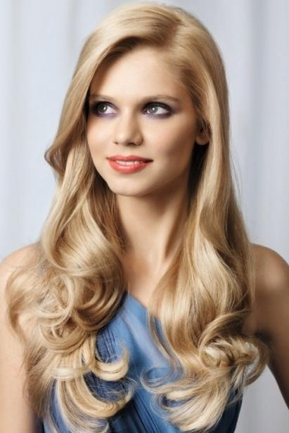 Best Cool Hairstyles: Long Wavy Weave Hairstyles