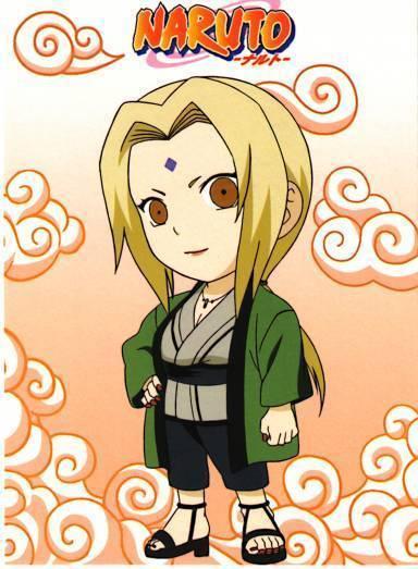 Chibi Character Naruto