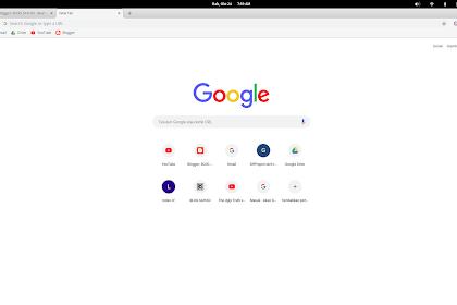 Cara Instal Chrome di Linux - Elementary OS Juno