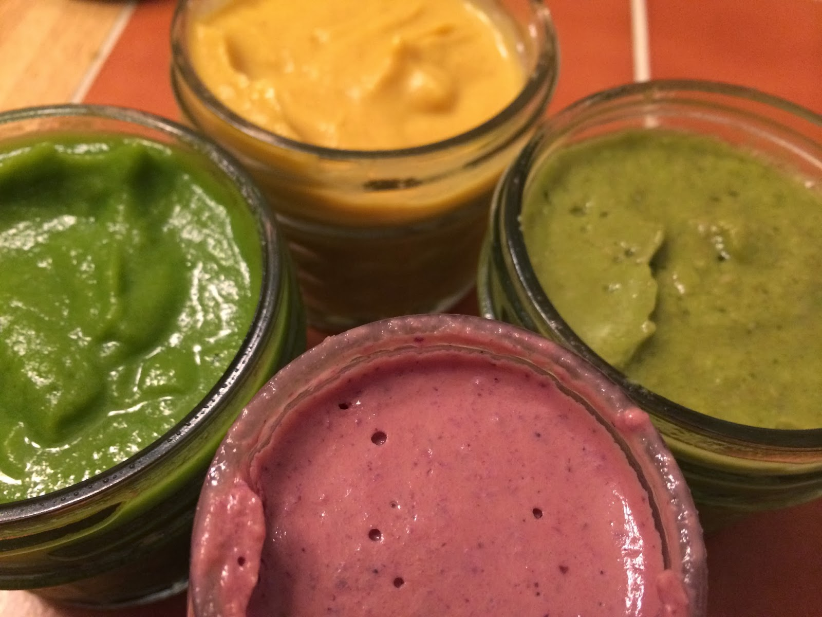 Making Your Own Baby Food Ice Cube Trays