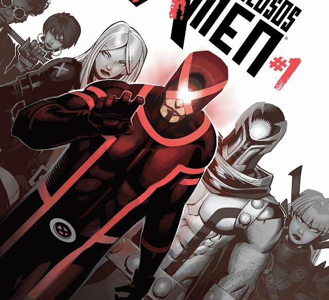 Fabulosos X-Men Volume 1 (Marvel NOW)