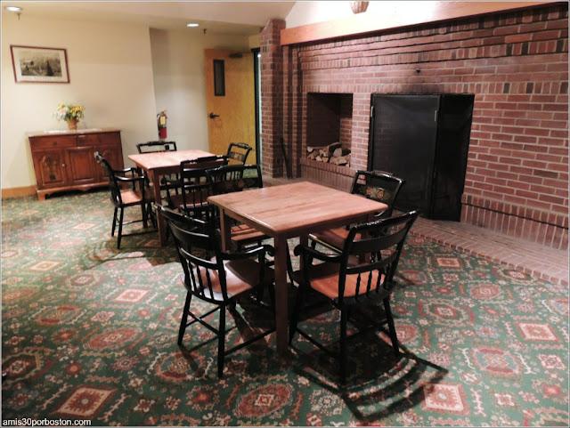 Salas Comunes del Trapp Family Lodge en Vermont