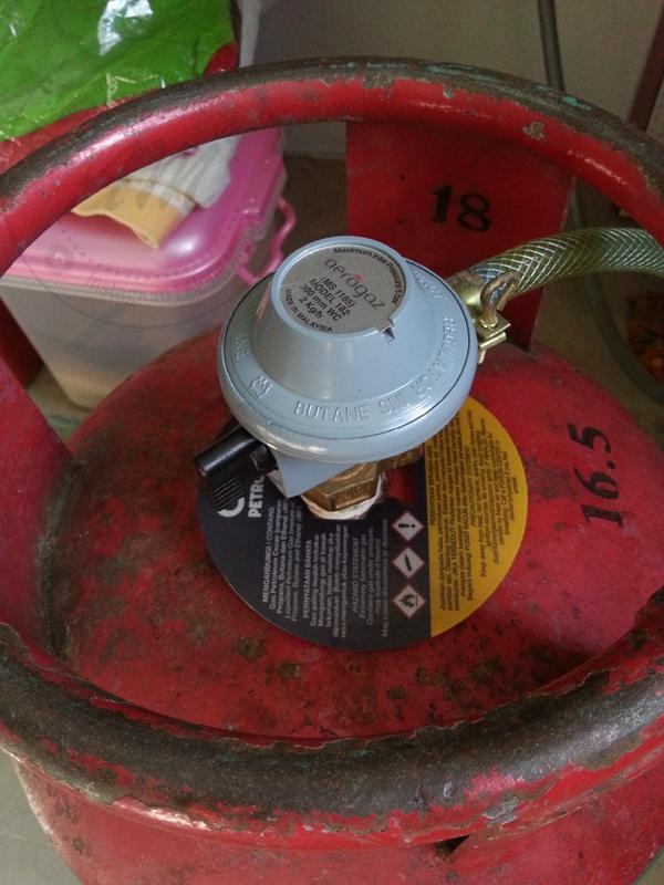 Panduan Tukar Kepala Tong Gas Regulator Mesti Ramai Yang Dah Tahu Atau Masih